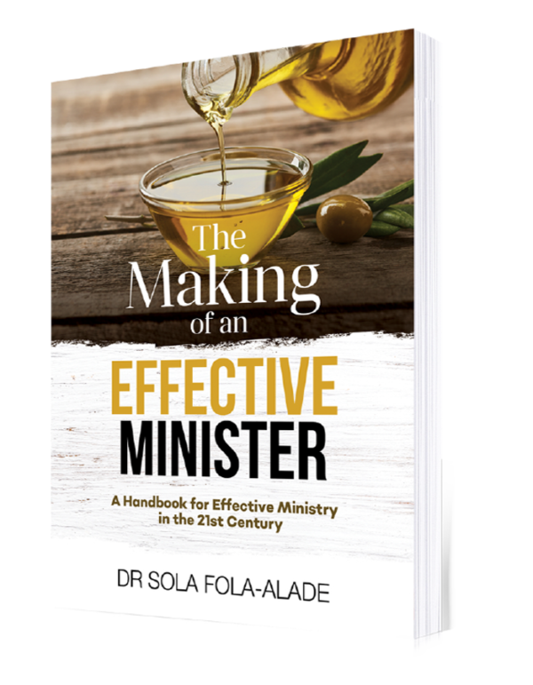 The making of an Effective Minsiter